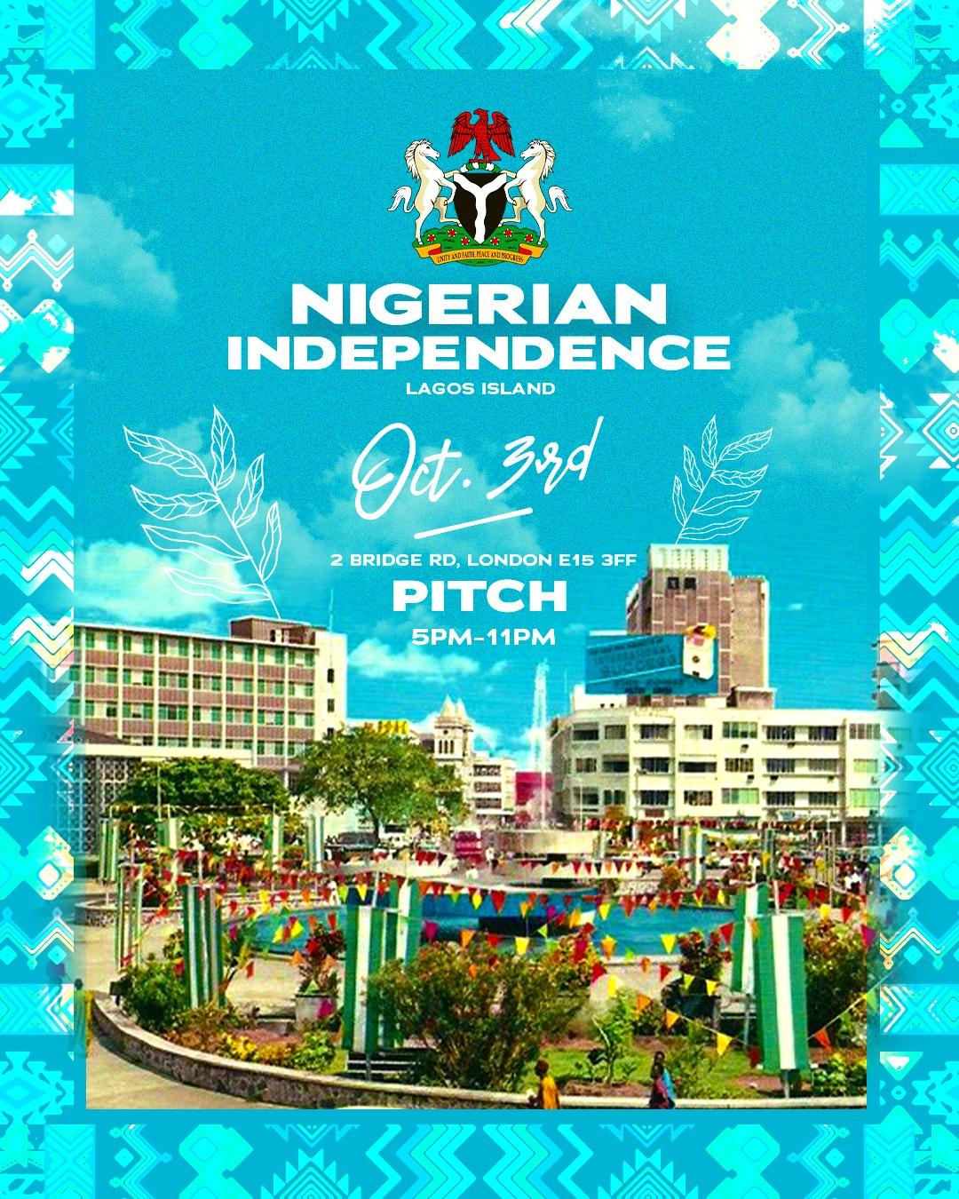 Lagos Island: Nigerian Independance
