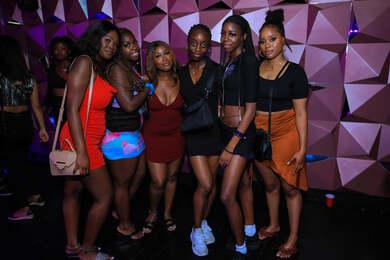 POUR IT UP - Hip-Hop x Dancehall x Afrobeats in Shoreditch