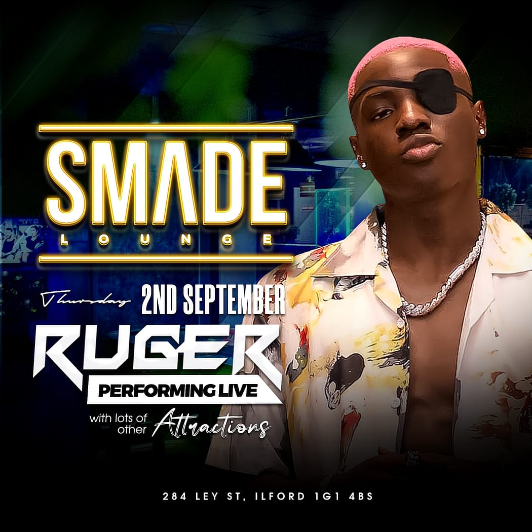RUGER Live at SMADE Lounge