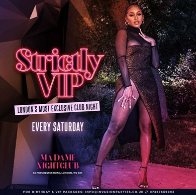 Strictly VIP