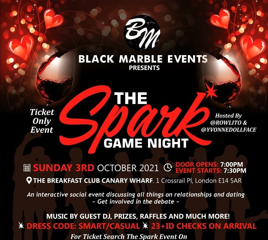 The Spark Event