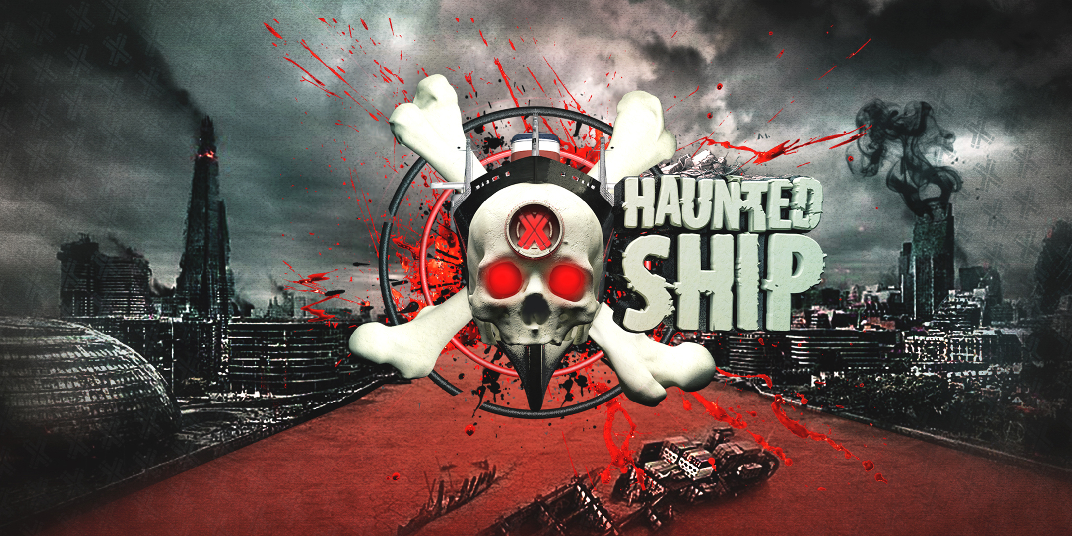 Halloween Boat Party with FREE  After Party!