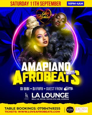 Love Afrobeats (Amapiano♛Afrobeat)