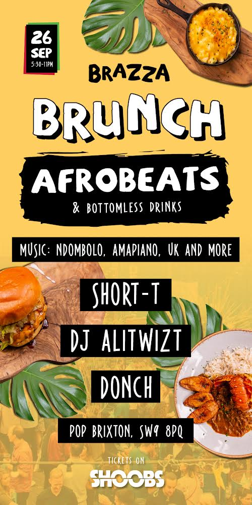 Brazza Brunch - Afrobeats and more