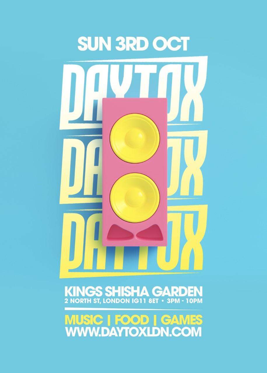 Daytox - Summer Closing Party