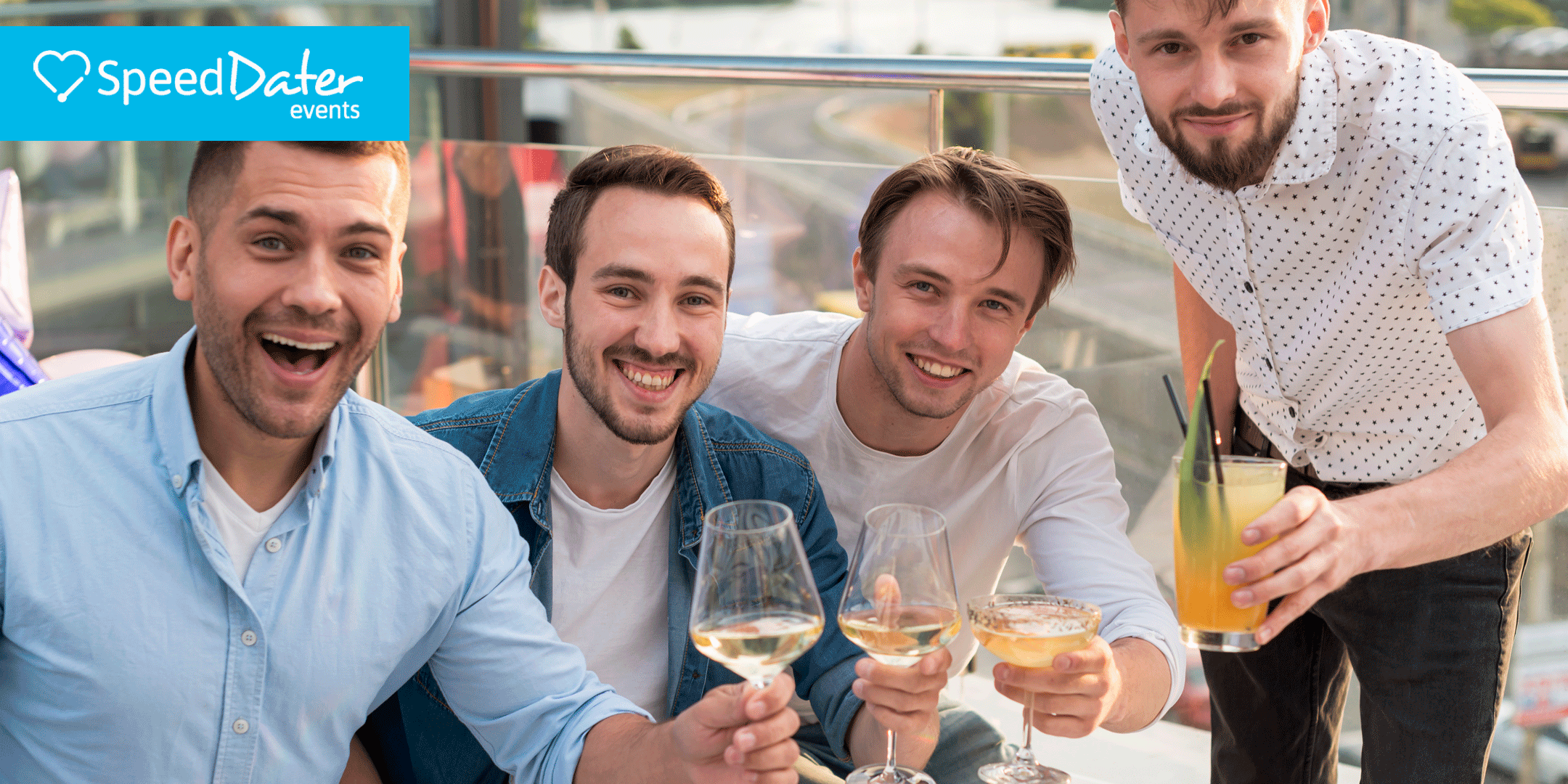 London Gay Singles Party | Ages 24-44