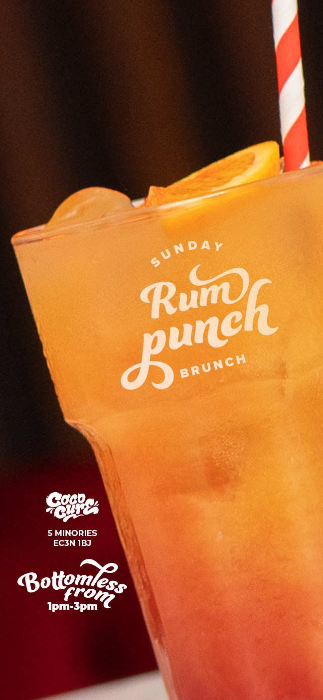 Rum Punch Brunch by Cococure
