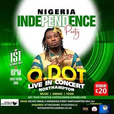 Nigeria Independence Party with QDot
