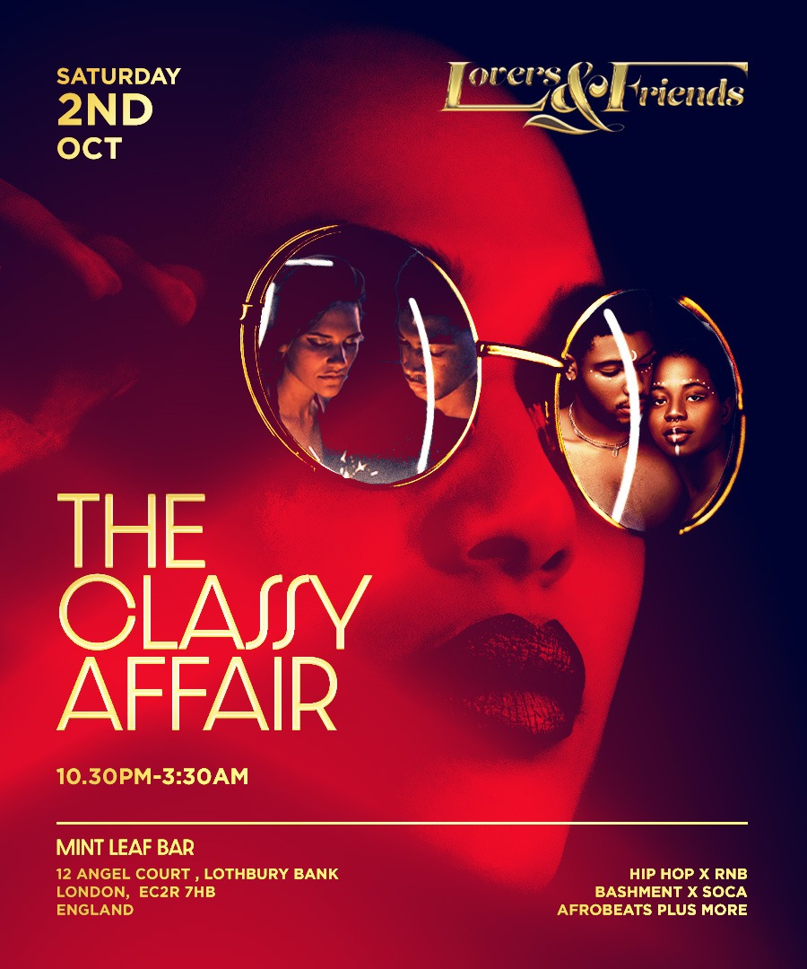 LOVERS & FRIENDS - The Classy Affair