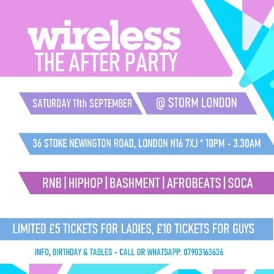 Wireless AfterParty