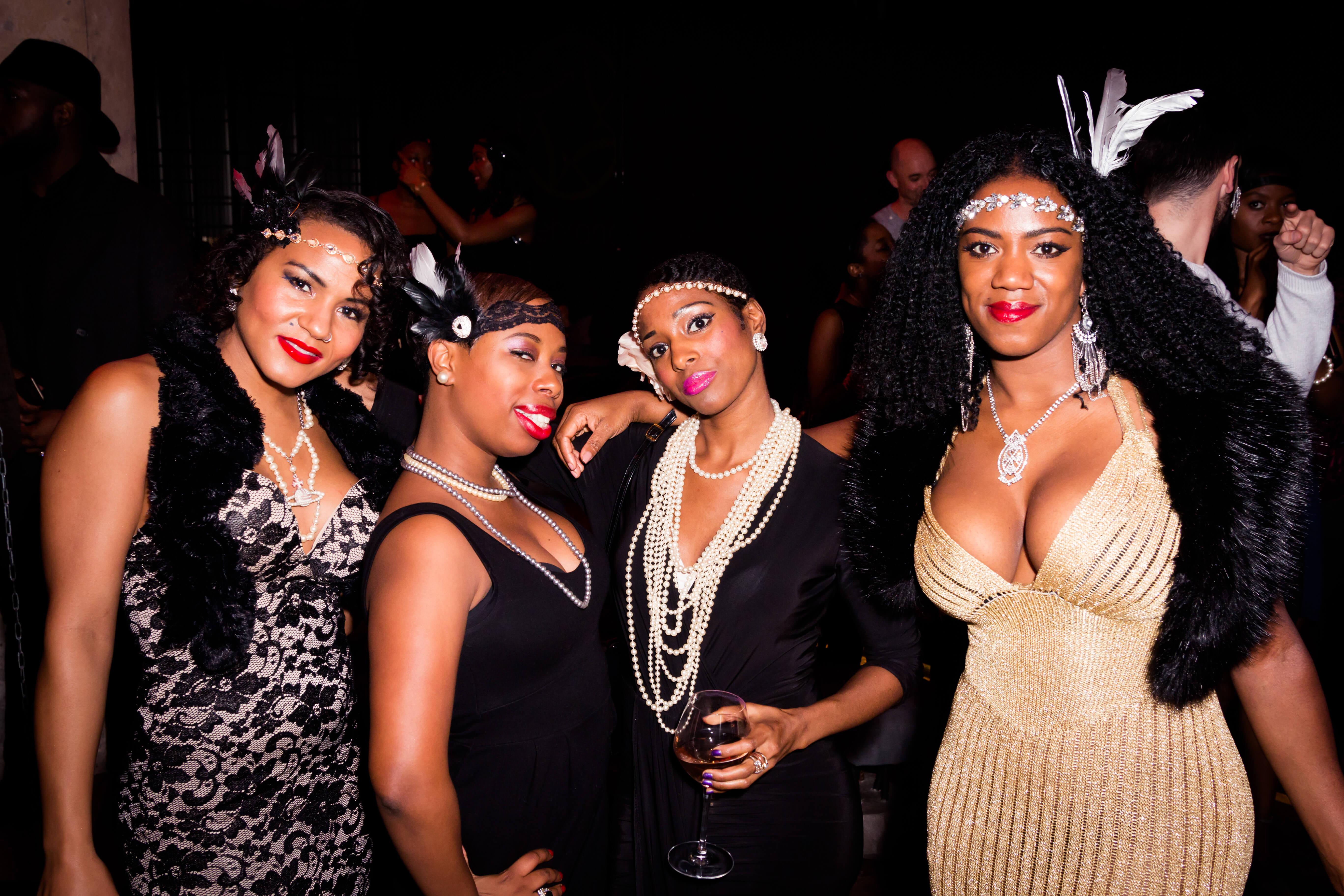#CityNights: Networking + Harlem Renaissance Casino Party