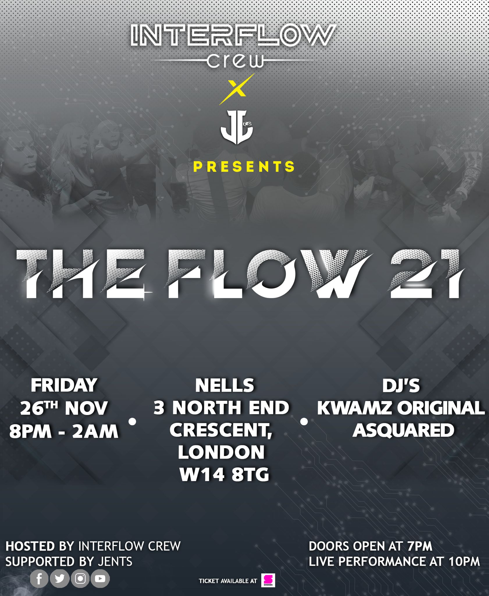 THE FLOW 21