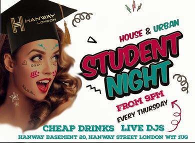 UNDERGROUND - Student night