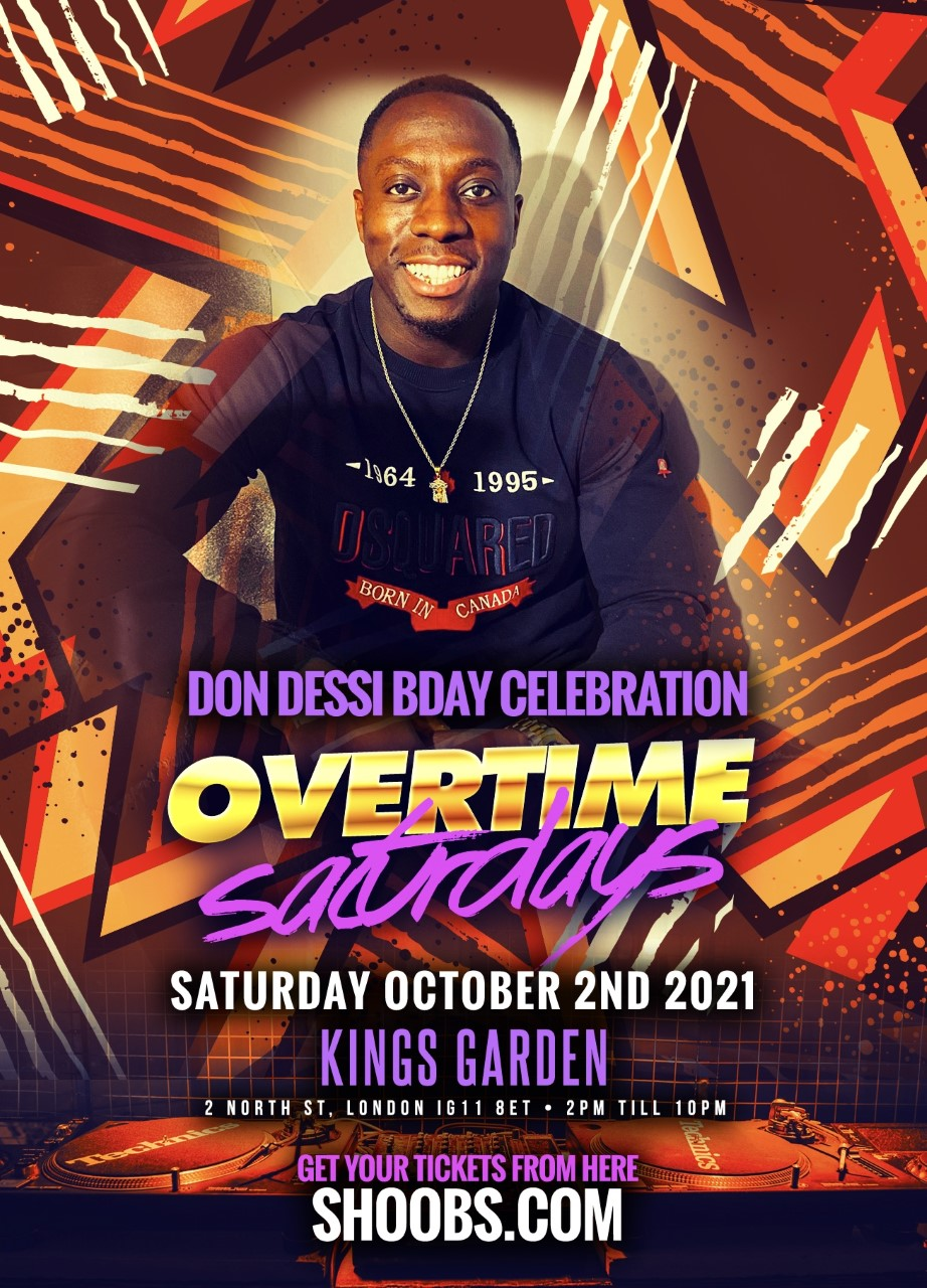 Don Dessi Bday Celebration