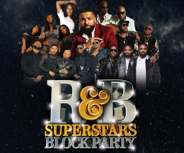 R&B Superstars Block Party