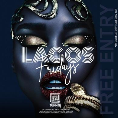 Lagos Fridays : : Music : Drinks
