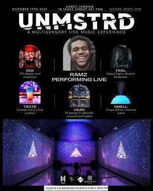 Ramz - A Multi Sensory Live Music Experience