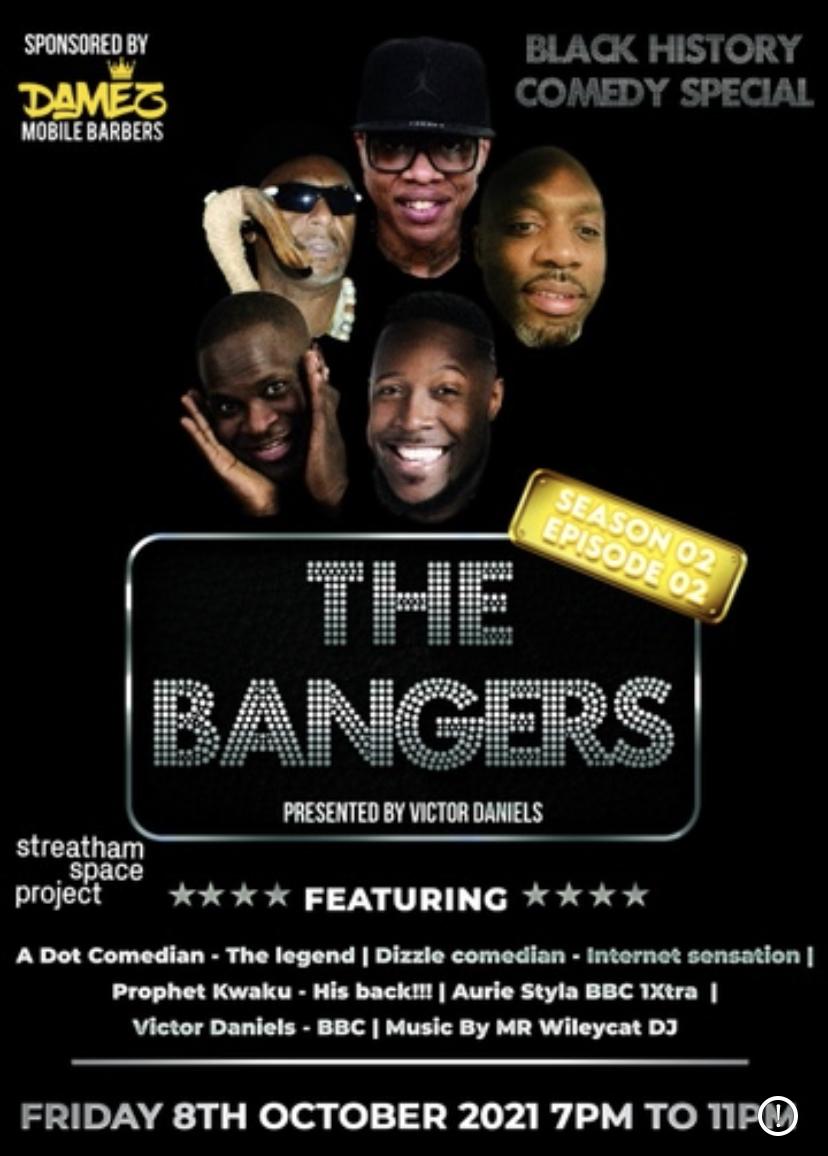 Bangers Season 2 Ep2 Black History Special
