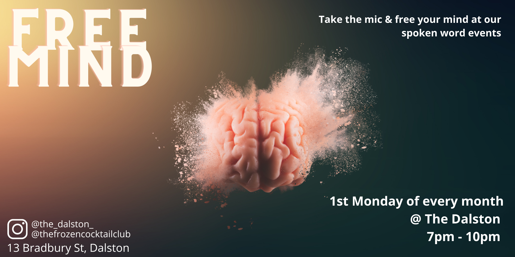 Free Mind - Spoken Word