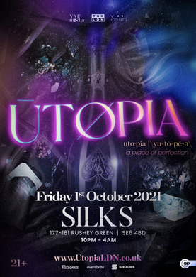 Utopia London| a place of perfection