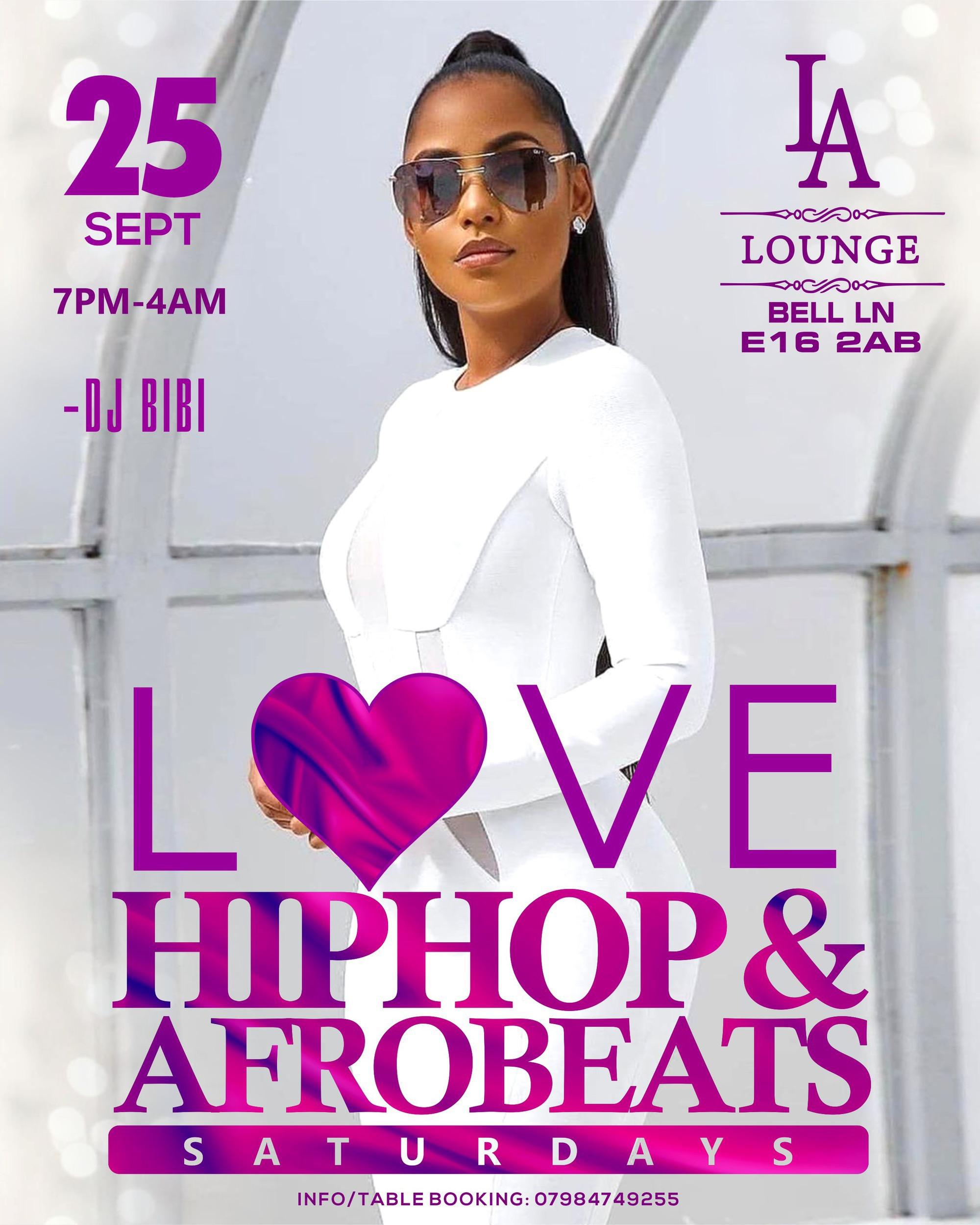 ♛ Love HipHop & Afrobeats ♛