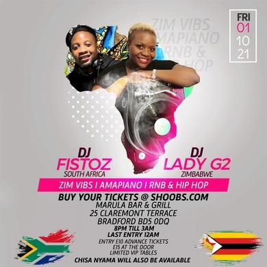 Lady G2 vs DJ Fistoz