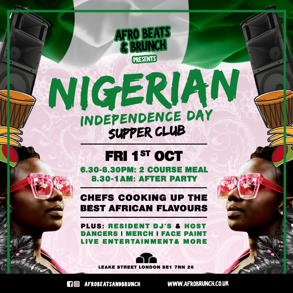 Nigerian Independence Day TAKEOVER