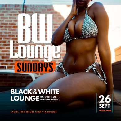 Bw Lounge Sundays
