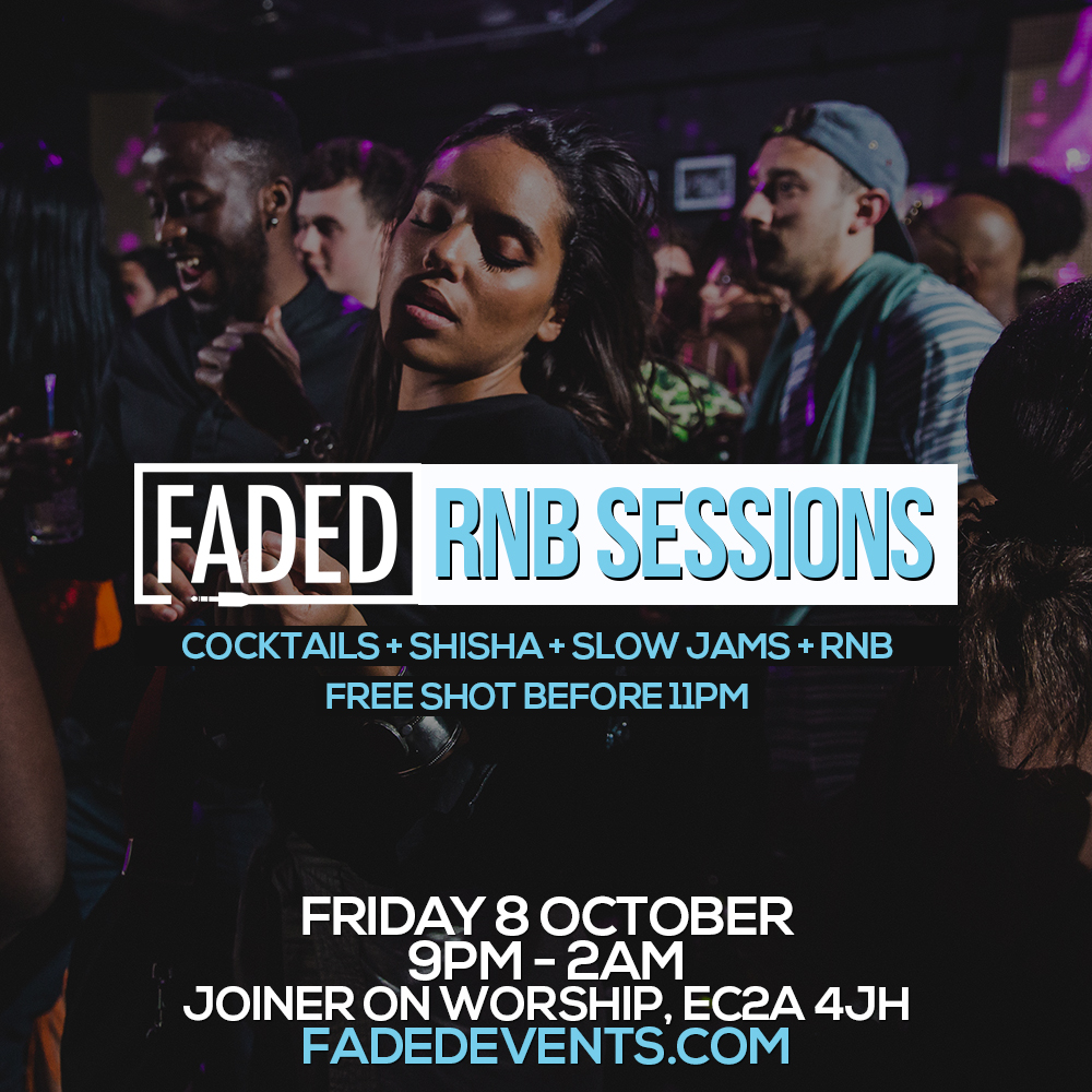 Faded RnB Sessions