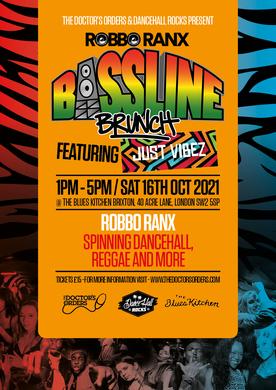 TDO & Just Vibez present: Bassline Brunch