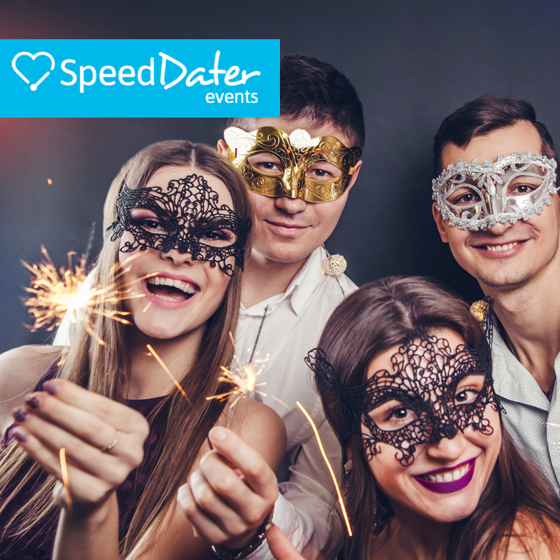 London New Year's Eve: Masquerade Ball | Ages 24-38