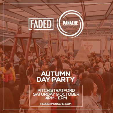 Faded x Panache - Autumn Day Party