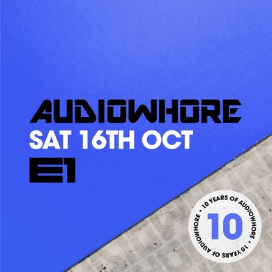 Audiowhore (Tickets Available On The Door)