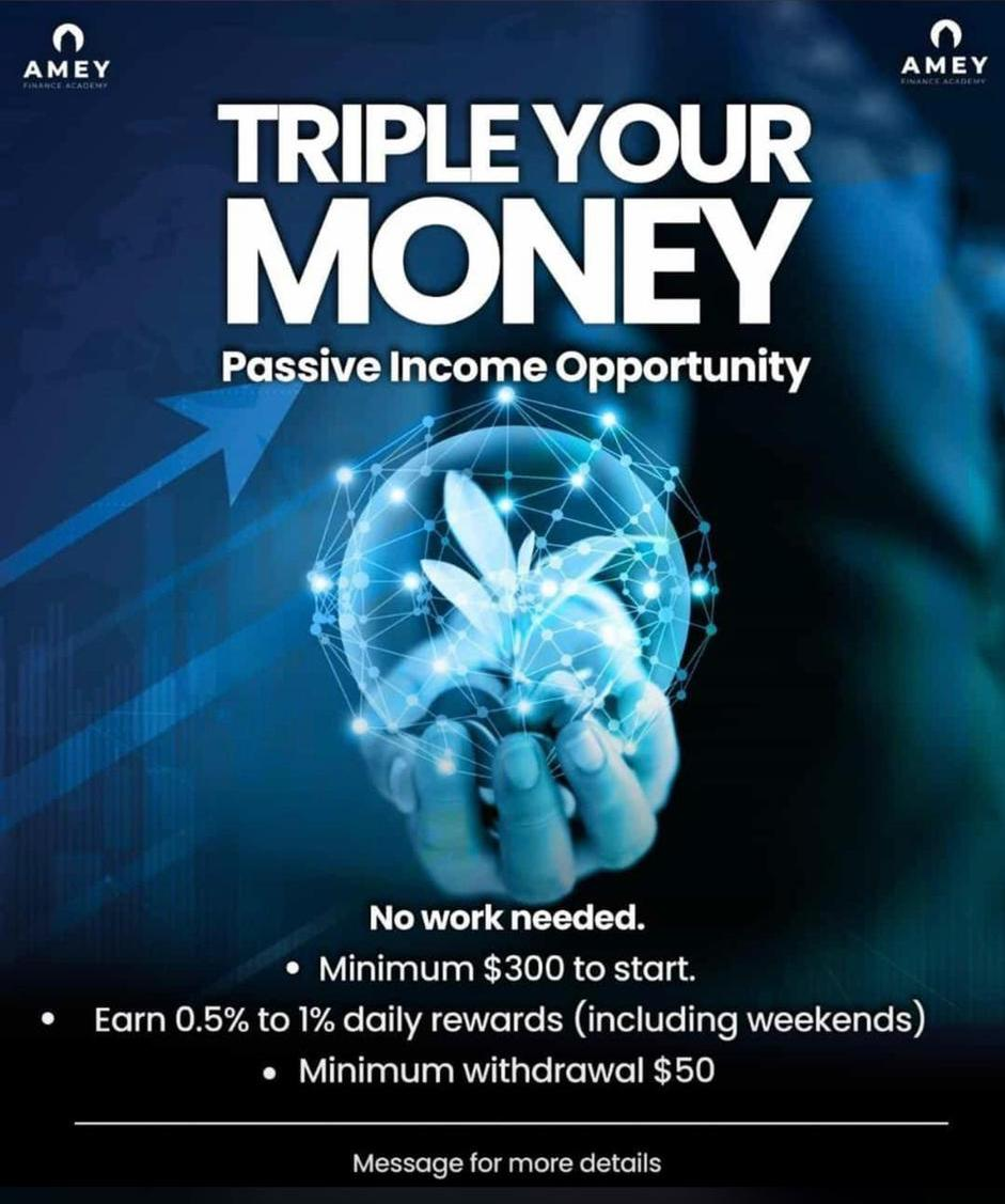 Financial Literacy | Learn how to triple your income