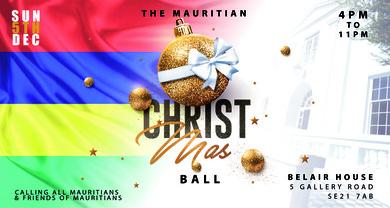 The Mauritian Christmas Ball 2021