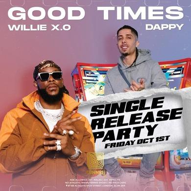 Willie XO : Dappy Single Release Lagos Fridays
