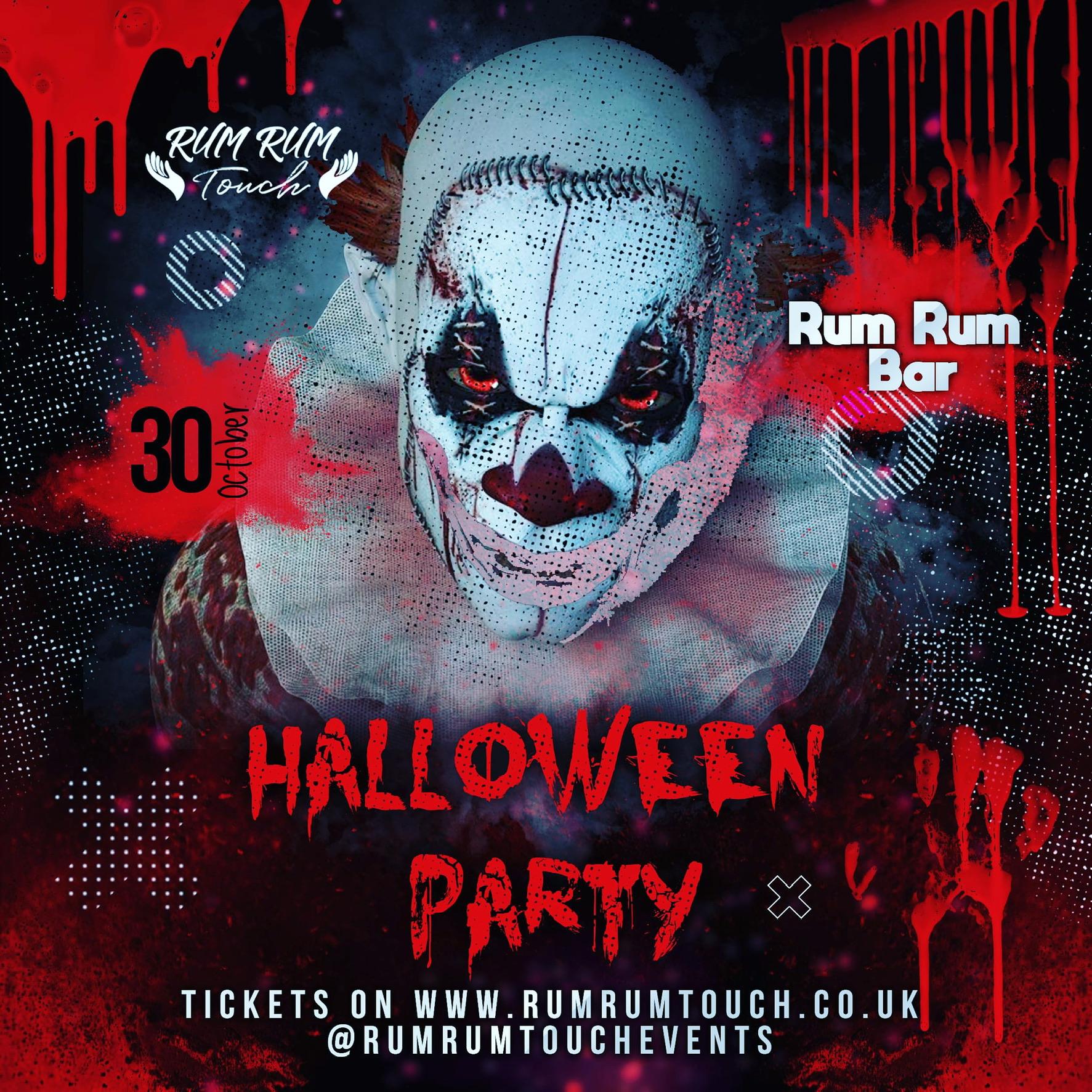 Nightmare On Hurst Street Halloween Party