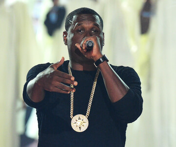 Jay Electronica in London