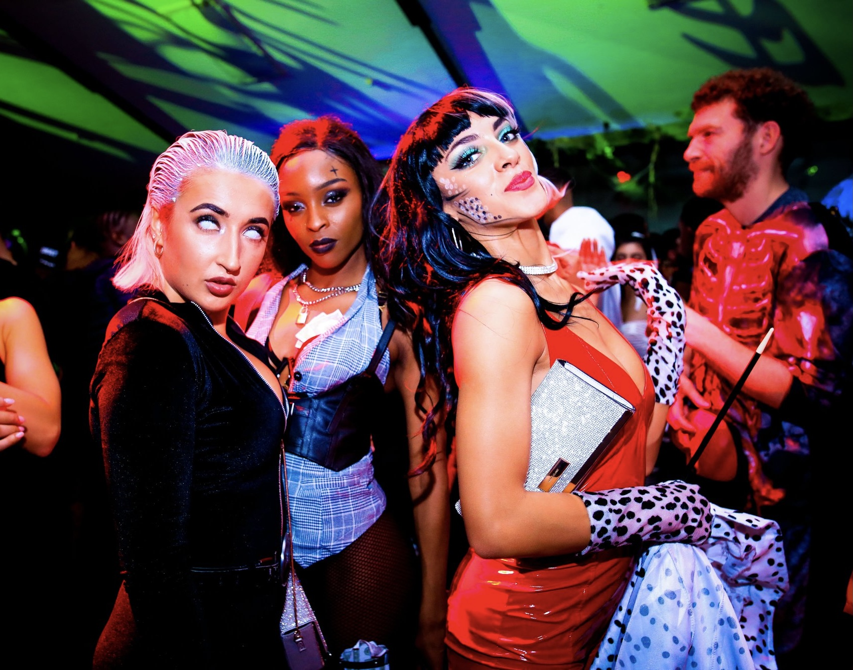 Trick Or Treat - Shoreditch Halloween Bashment Party