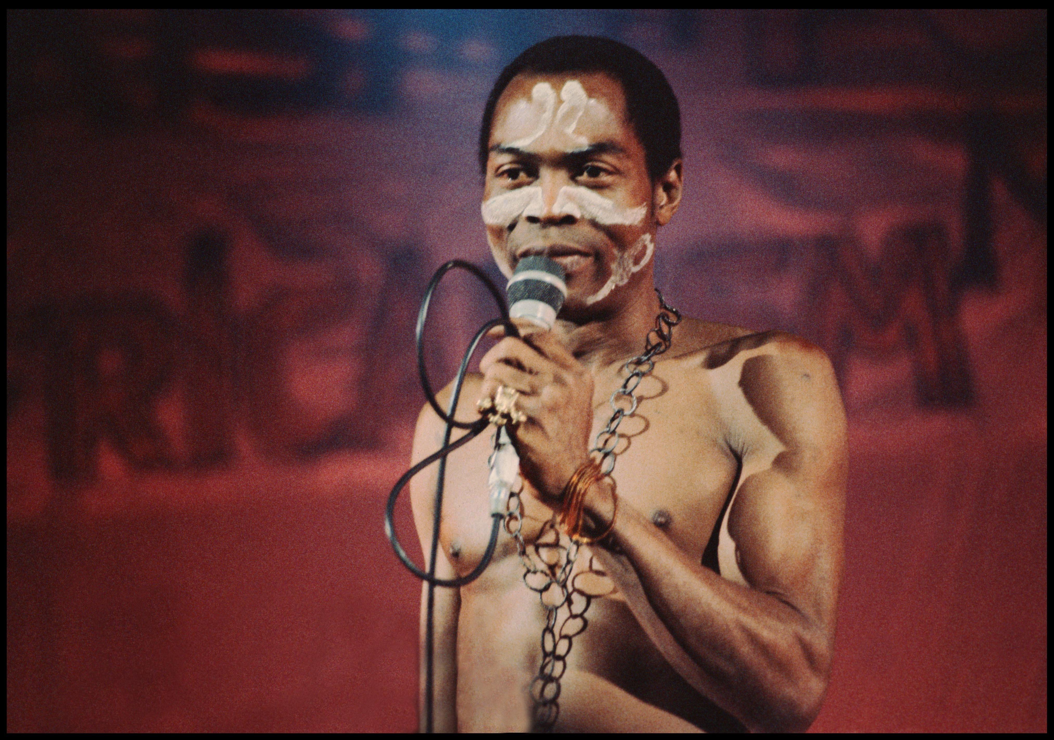 The Legend of Fela Kuti
