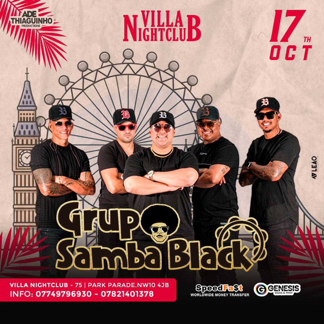 Grupo Samba Black
