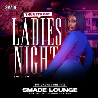 Ladies Night OCT 07