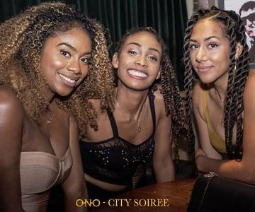 ONO London City Party