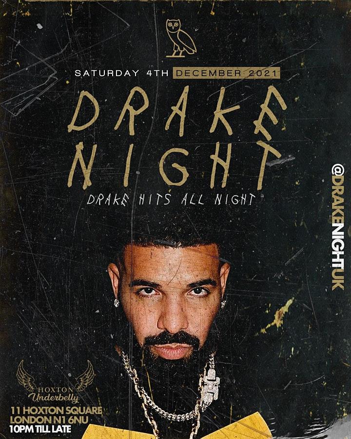 DRAKE NIGHT - Drake Music All Night
