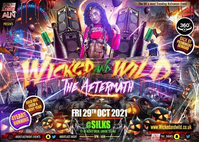 Wicked & Wild London Biggest Halloween Party