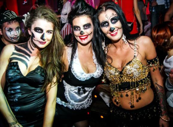 BASHMENT NATION - The Biggest Bashment Halloween Party (4AM FINISH)