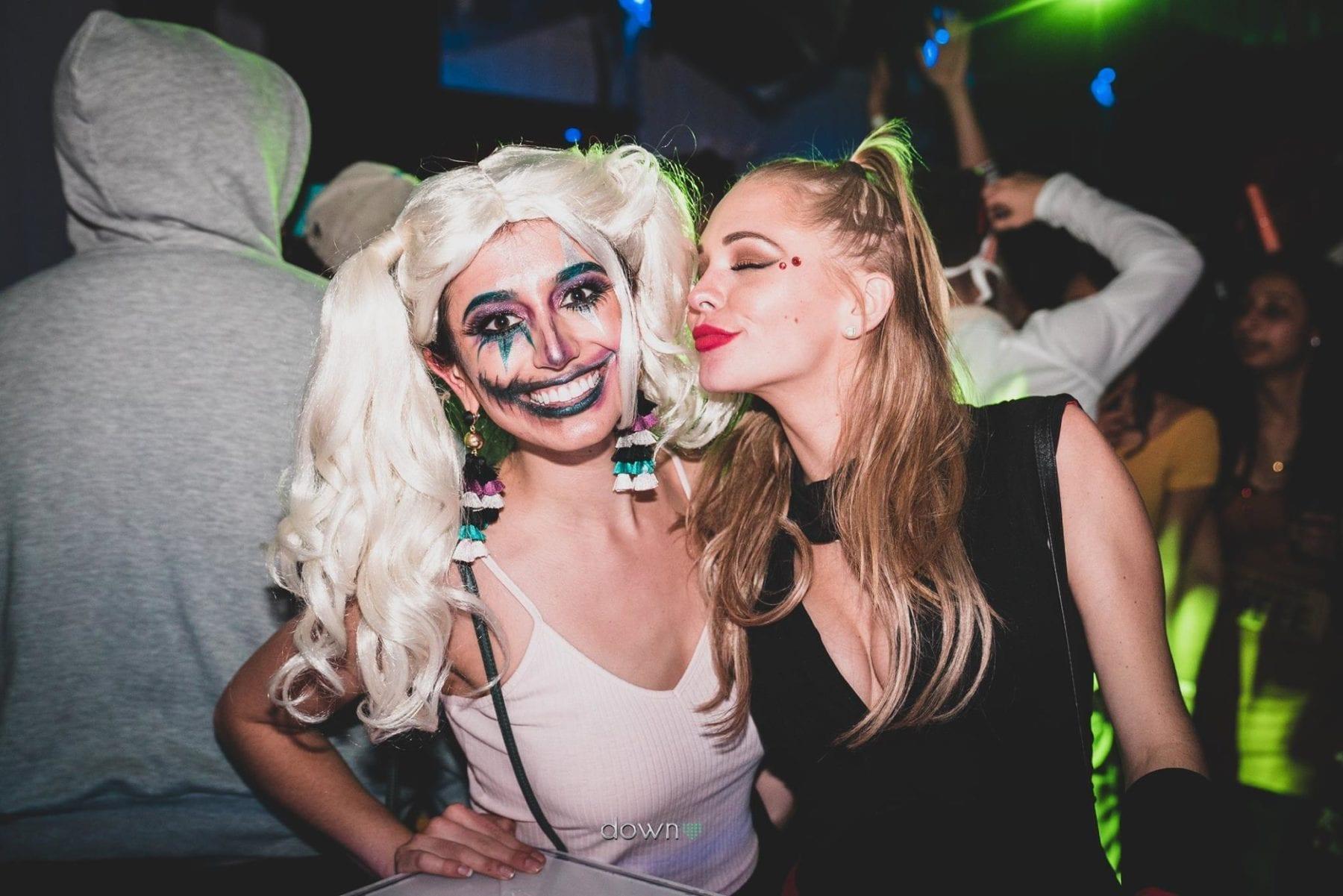 NIGHTMARE IN LIVERPOOL - Liverpool's WILDEST Halloween Party