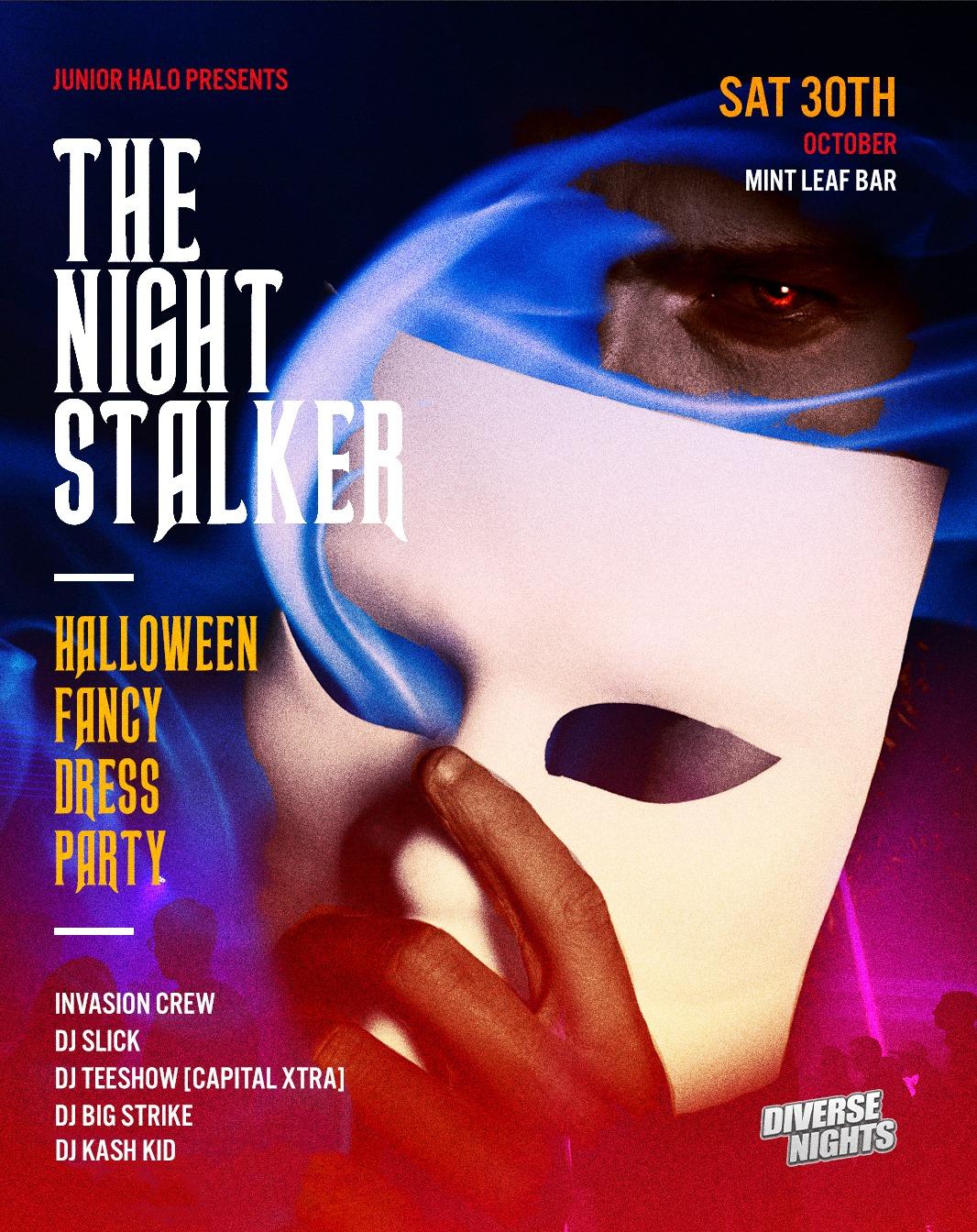 The Night Stalker | Fancy Dress Party