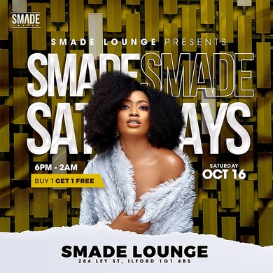 SMADE Saturdays OCT 16