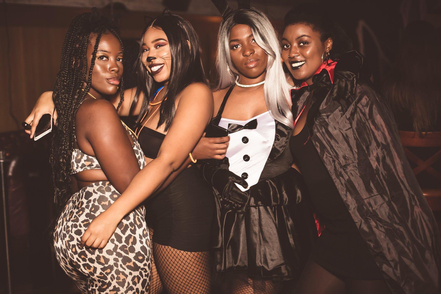 Haunted LDN - London's Biggest Halloween Party
